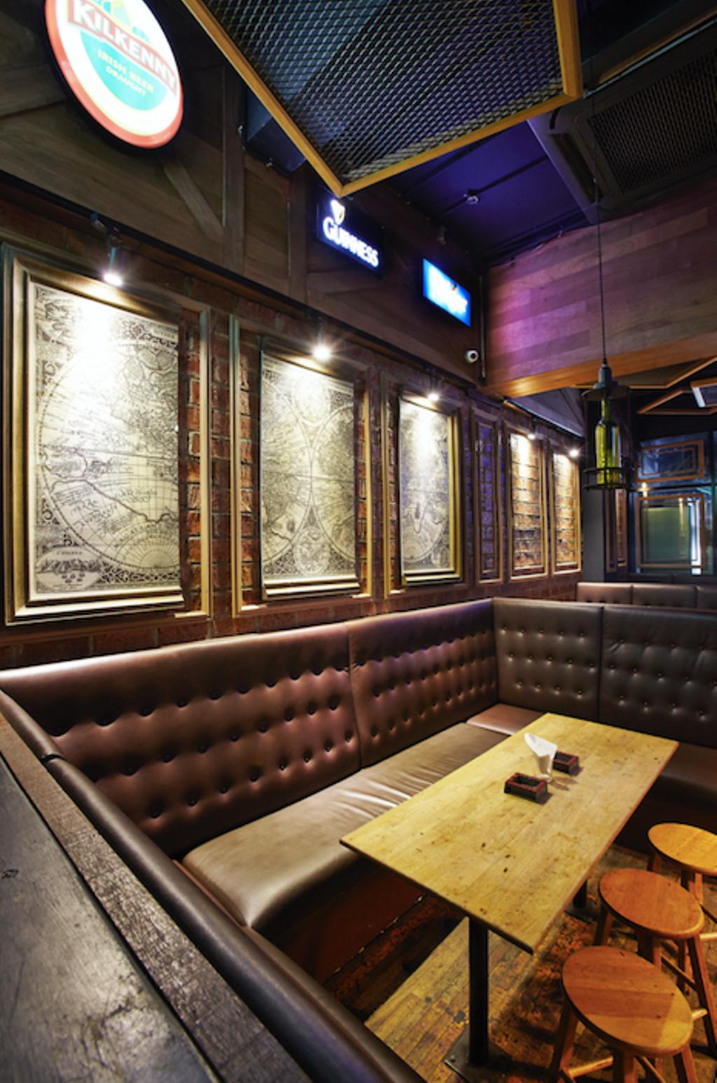 Kopi Bar Cheras, KL, Commercial, Interior Designer, Urban Designs Studio Sdn. Bhd., Industrial