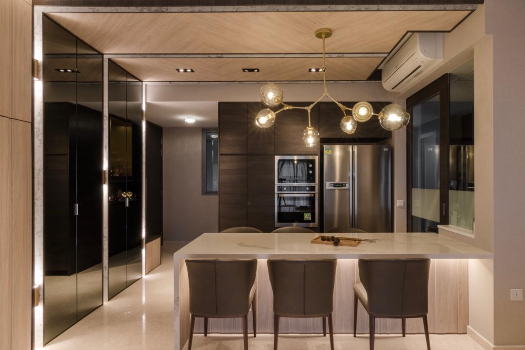 Rivertrees Residences by Posh Living Interior Design