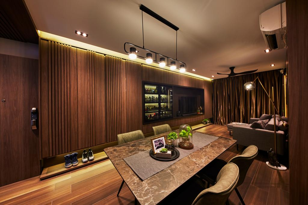 Fernvale Road by The Interior Lab