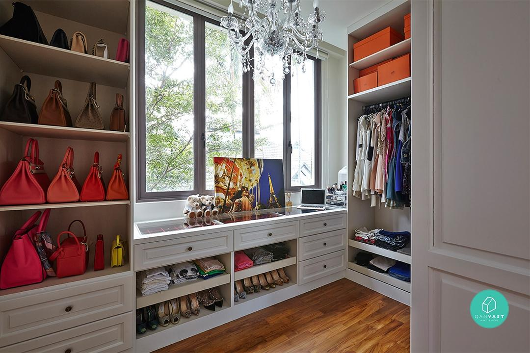 Dream Rooms That Every Woman Will Lust After