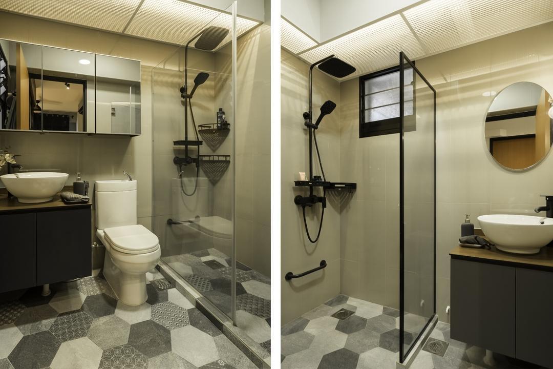 tampines greenridges bto 4-room hdb renovation singapore