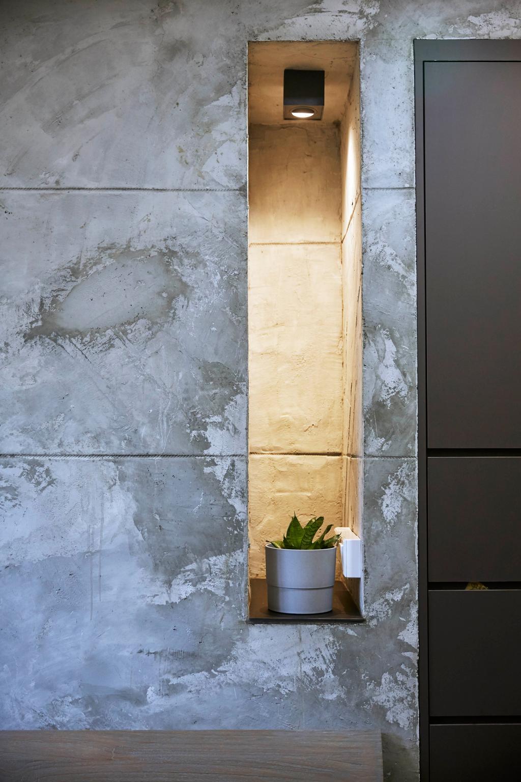 Contemporary, Condo, Botanique At Bartley, Interior Designer, i-Chapter