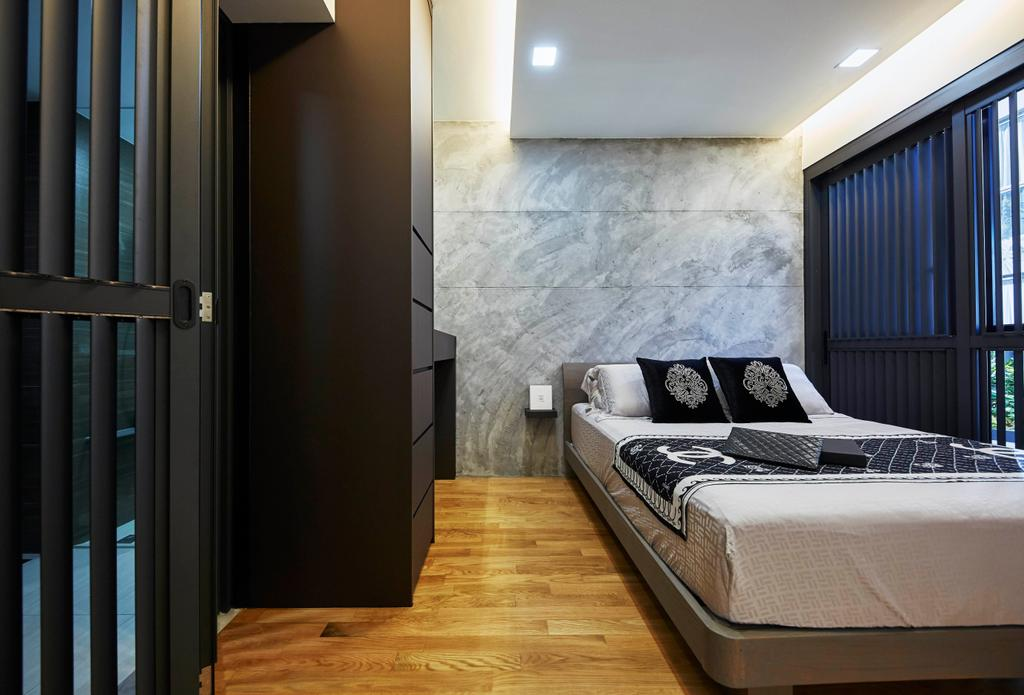 Contemporary, Condo, Bedroom, Botanique At Bartley, Interior Designer, i-Chapter