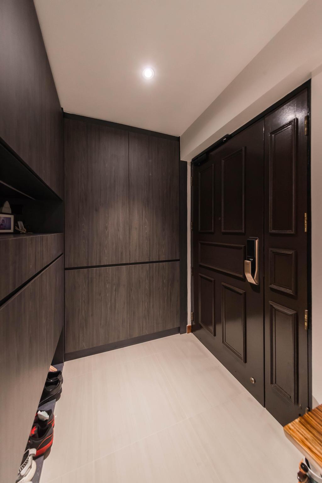 Contemporary, HDB, Sembawang Drive, Interior Designer, Tan Studio, Modern