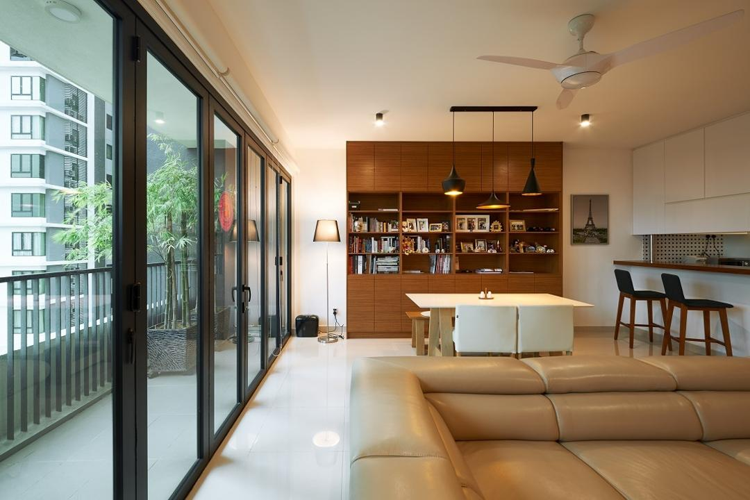 Gembira Residence, Kuala Lumpur by Expression Design and Contract Sdn. Bhd.