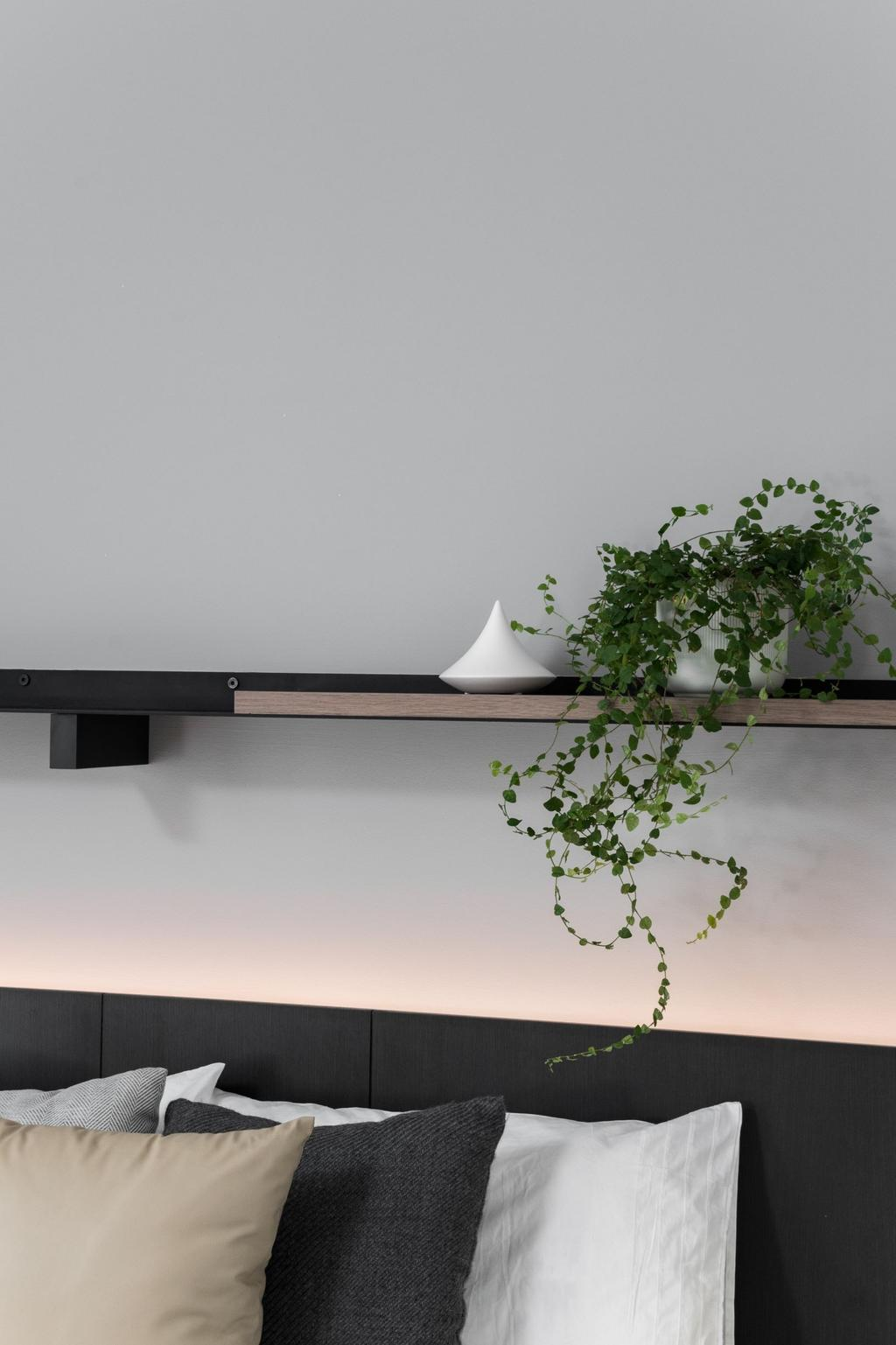 Modern, Condo, The Parque, Eco Sanctuary, Interior Designer, PINS Studio, Contemporary