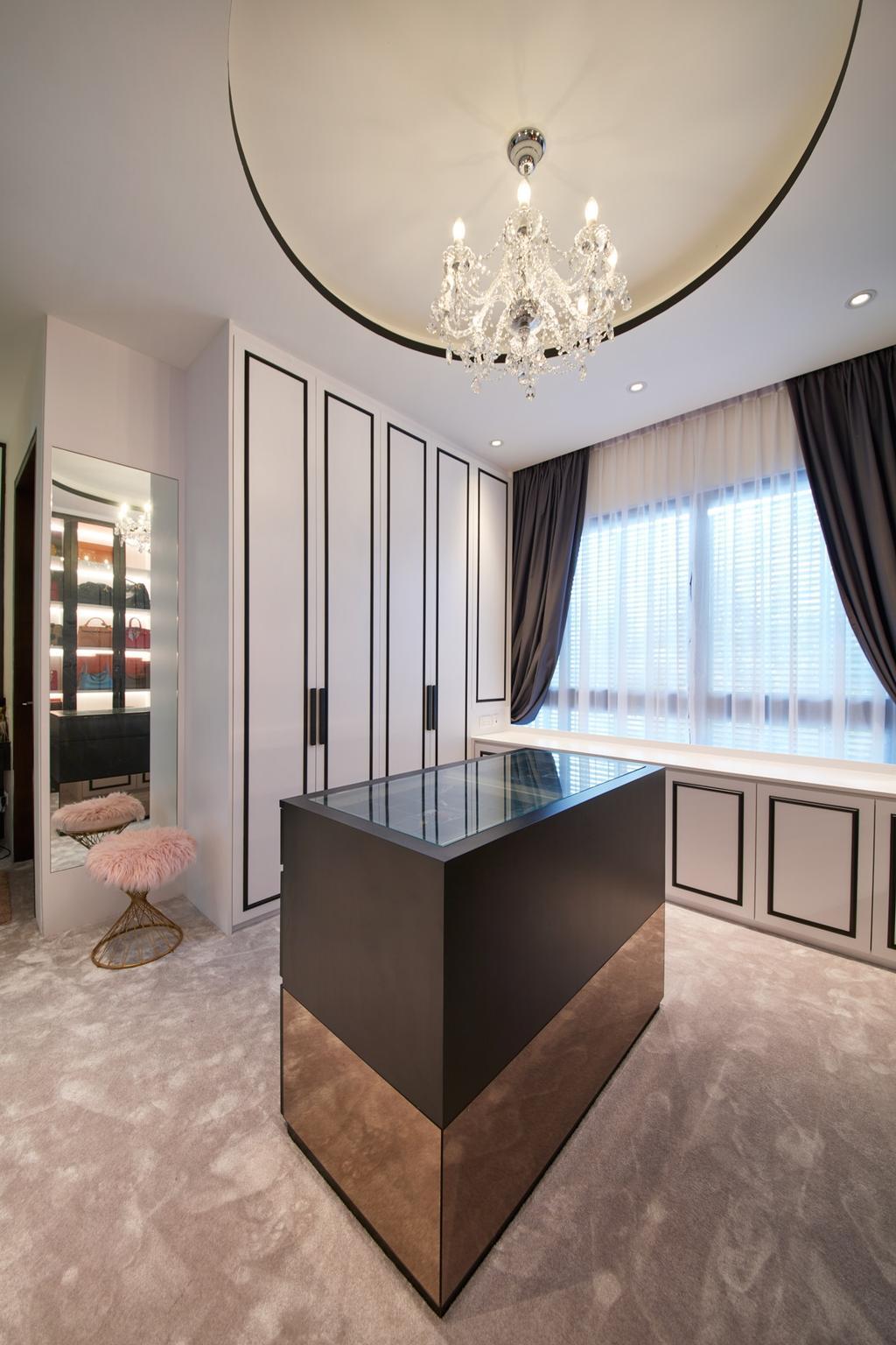 Modern, Landed, Kerong Walk, Interior Designer, Free Space Intent