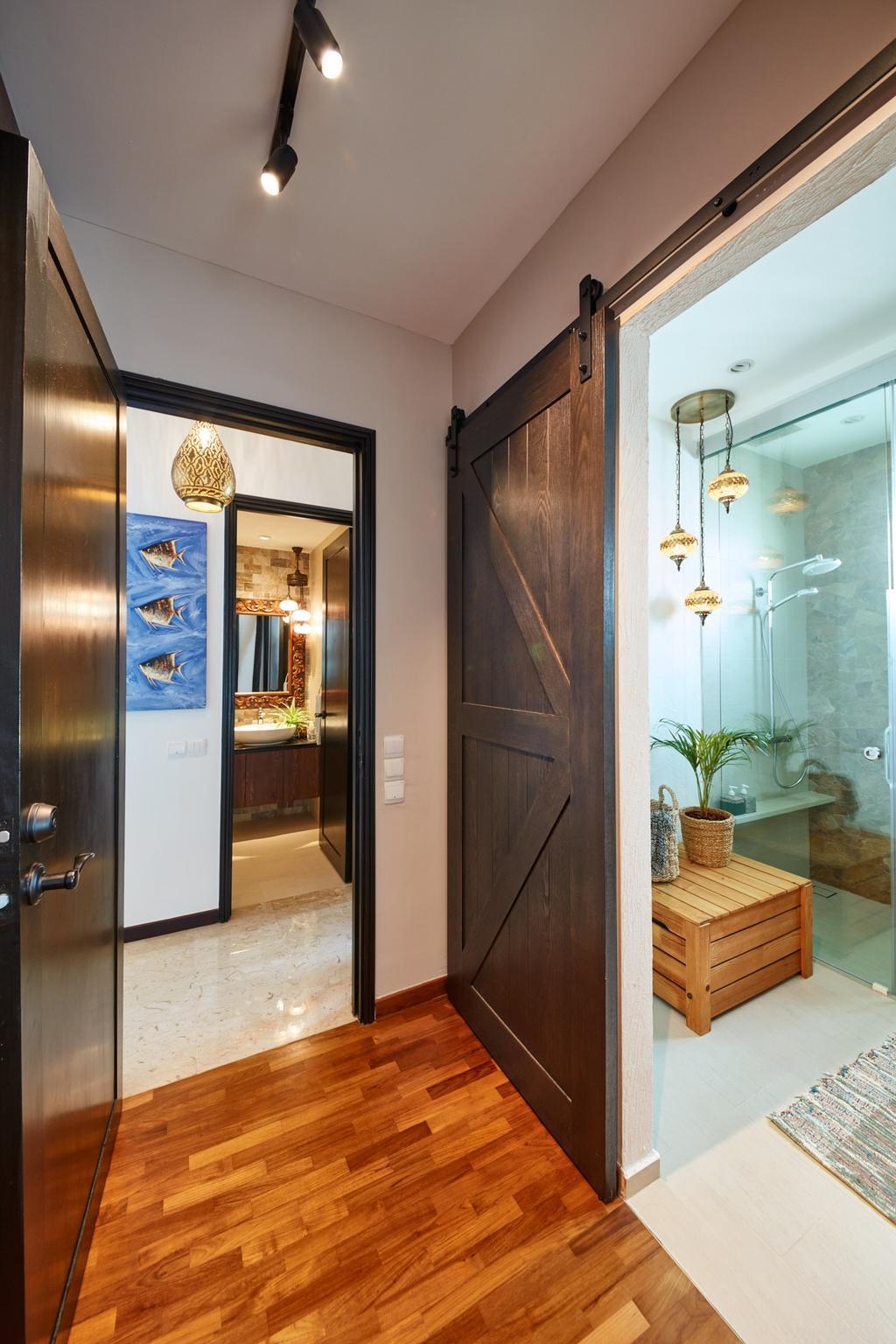 Eclectic, Condo, Costa Rhu, Interior Designer, Free Space Intent, Traditional