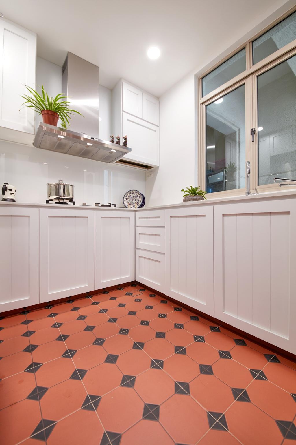 Eclectic, Condo, Kitchen, Costa Rhu, Interior Designer, Free Space Intent, Traditional