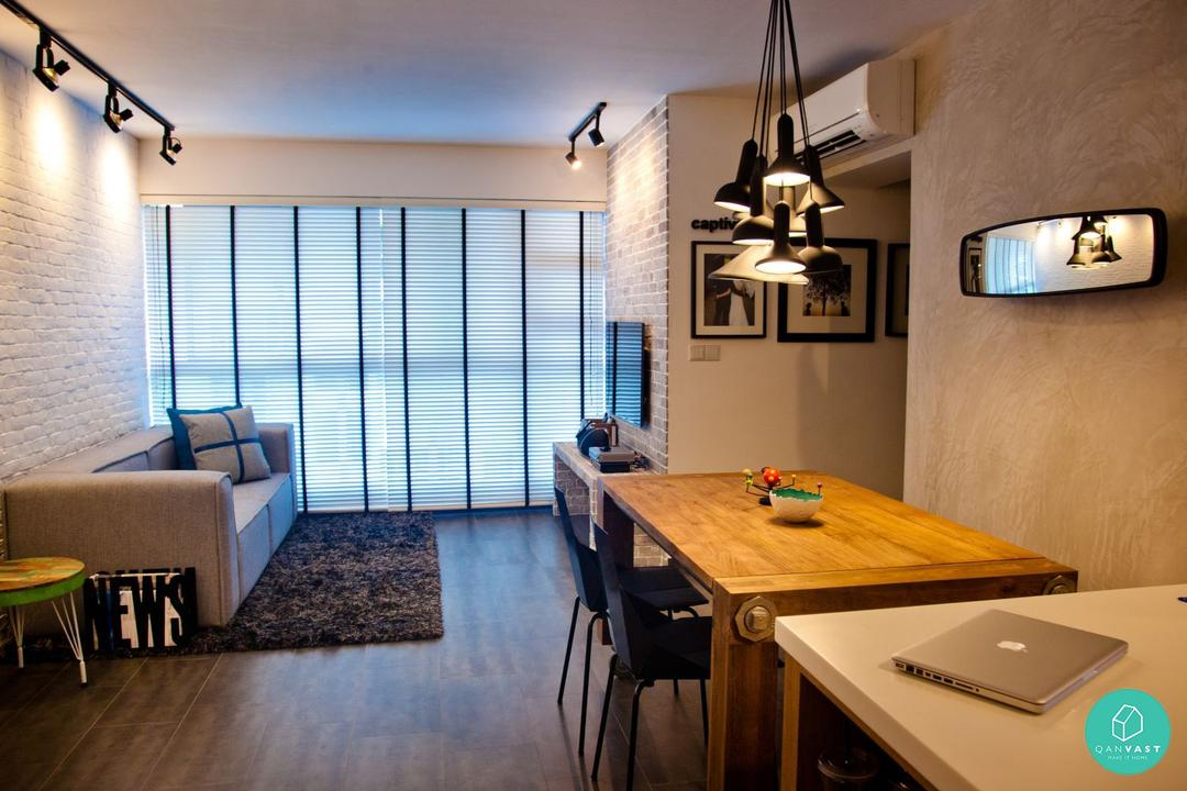 6 Brilliant 4-Room HDB Ideas For Your New Home