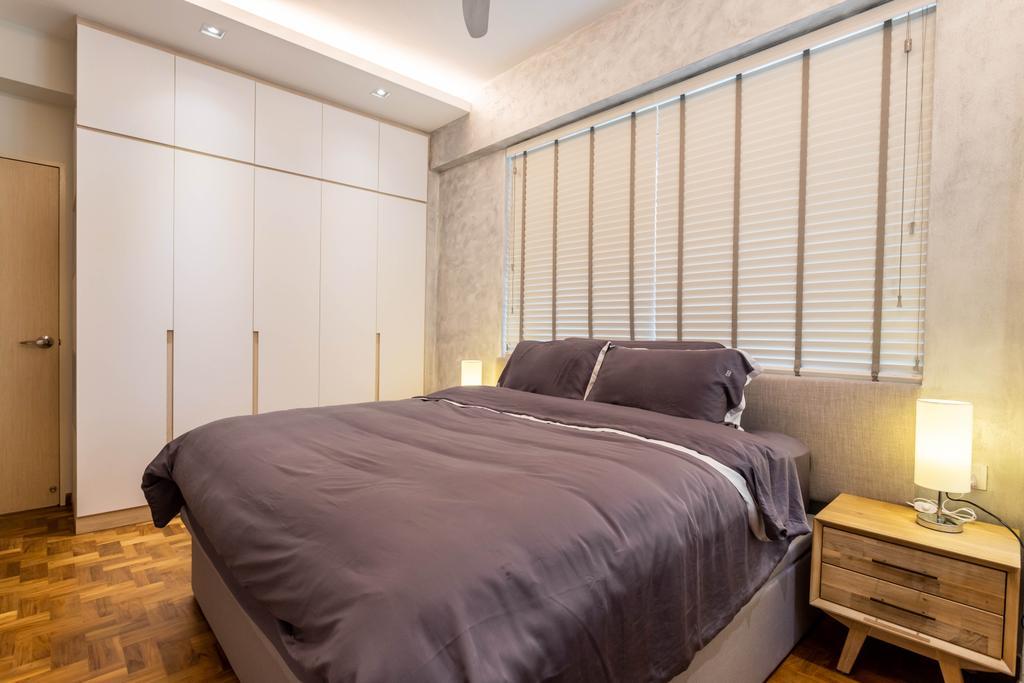 Scandinavian, Condo, Hillview 128, Interior Designer, Design 4 Space