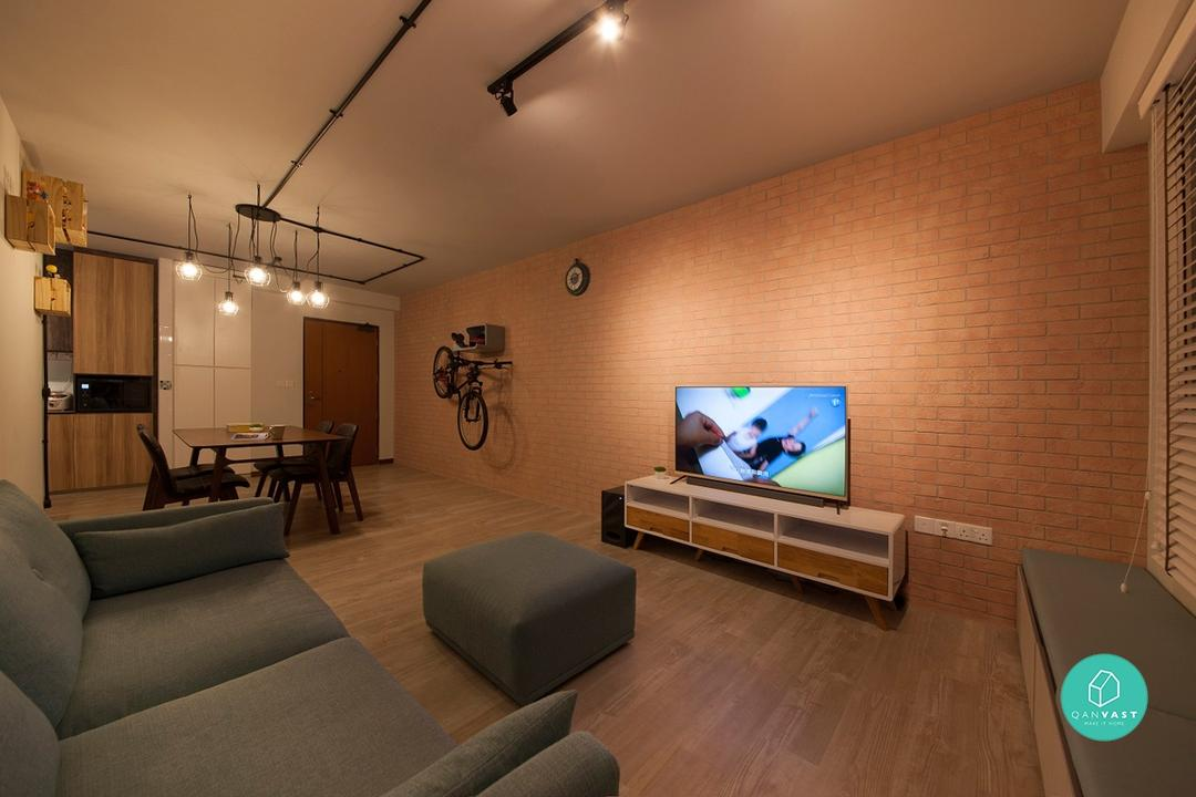 6 Brilliant 4-Room HDB Ideas For Your New Home 7