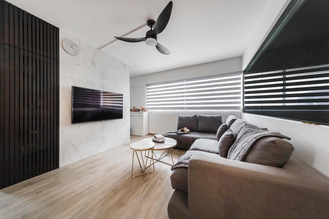 Yishun Ring Road by Swiss Interior Design