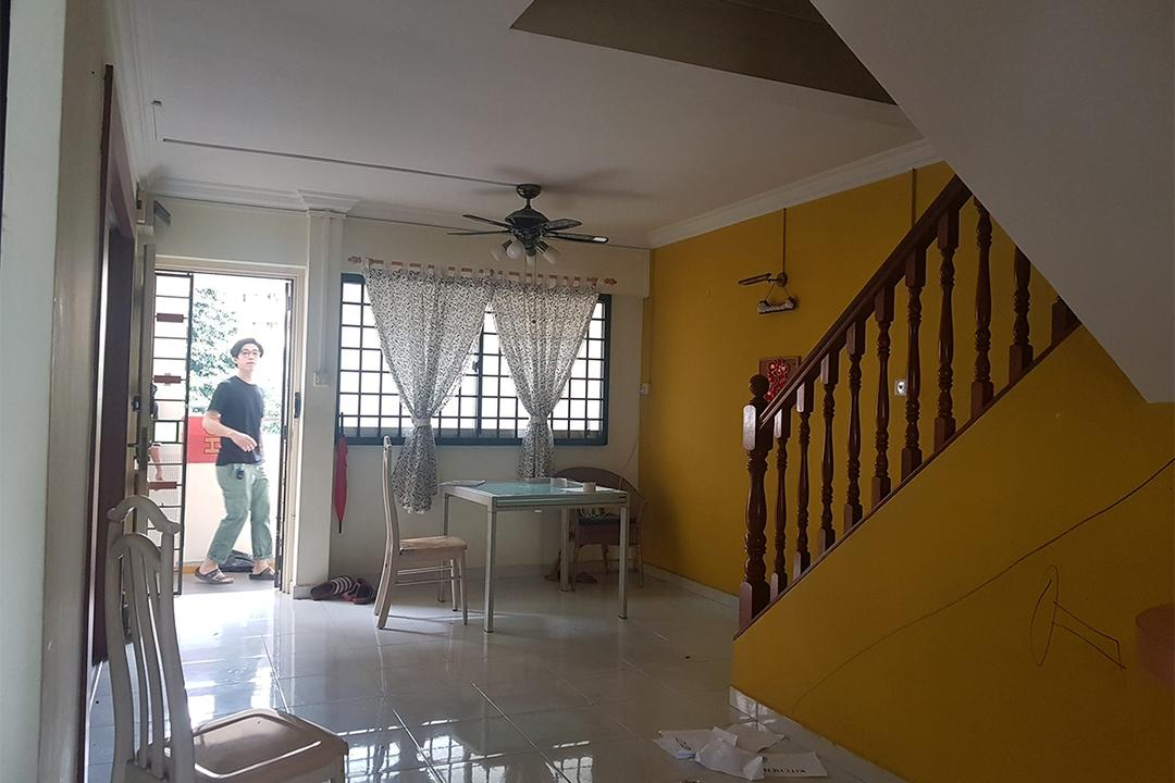 Fifth Avenue Interior Renovation Journey Serangoon North