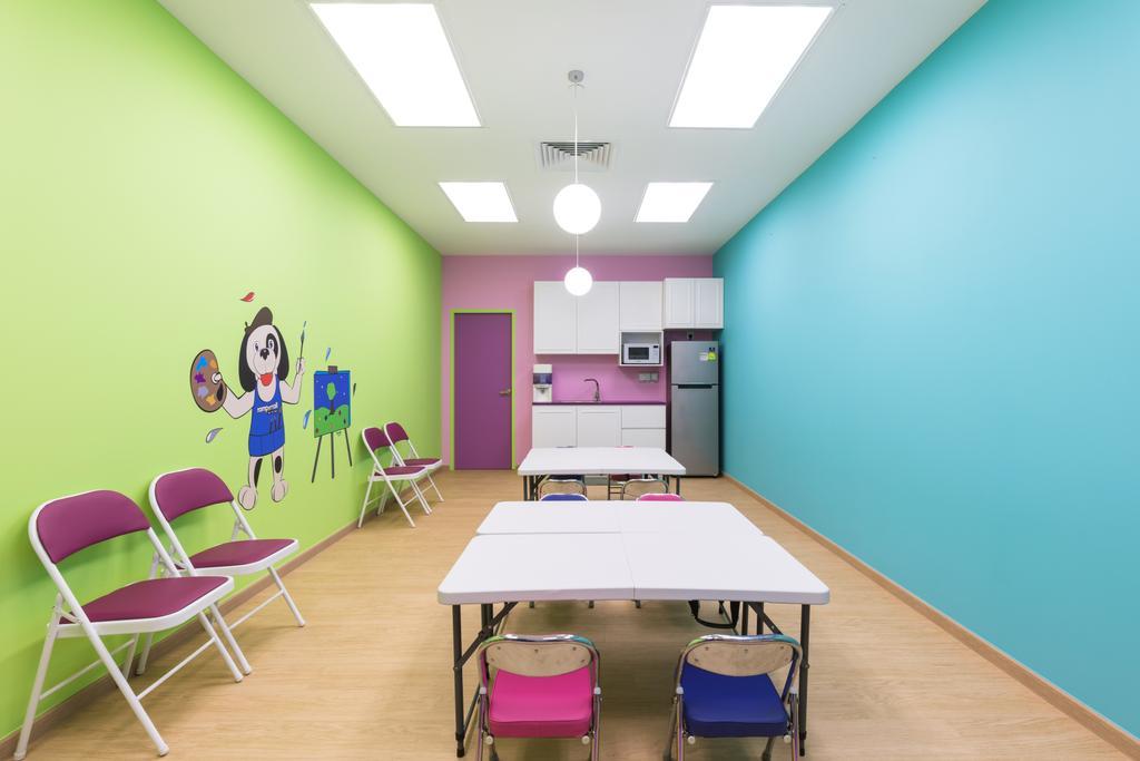 Romp & Roll @ Suntec City, Commercial, Interior Designer, LS2 Design & Construction, Eclectic