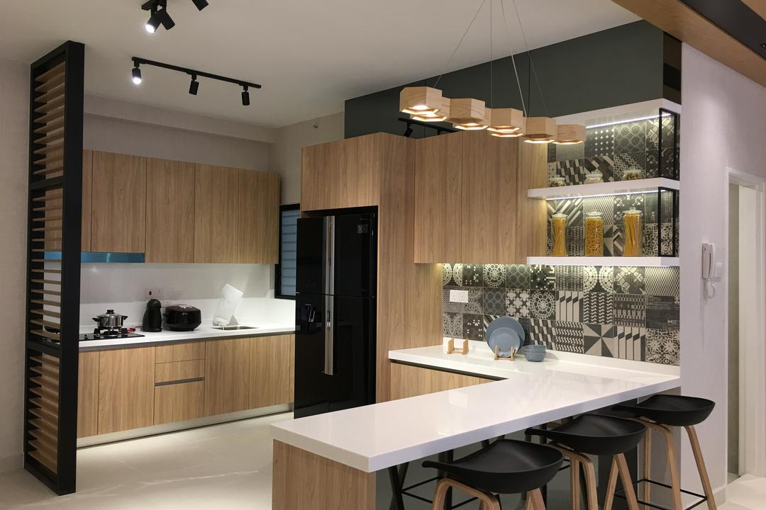 The Tropika Residence, Bukit Jalil by Sotiras Design & Construction Sdn. Bhd.