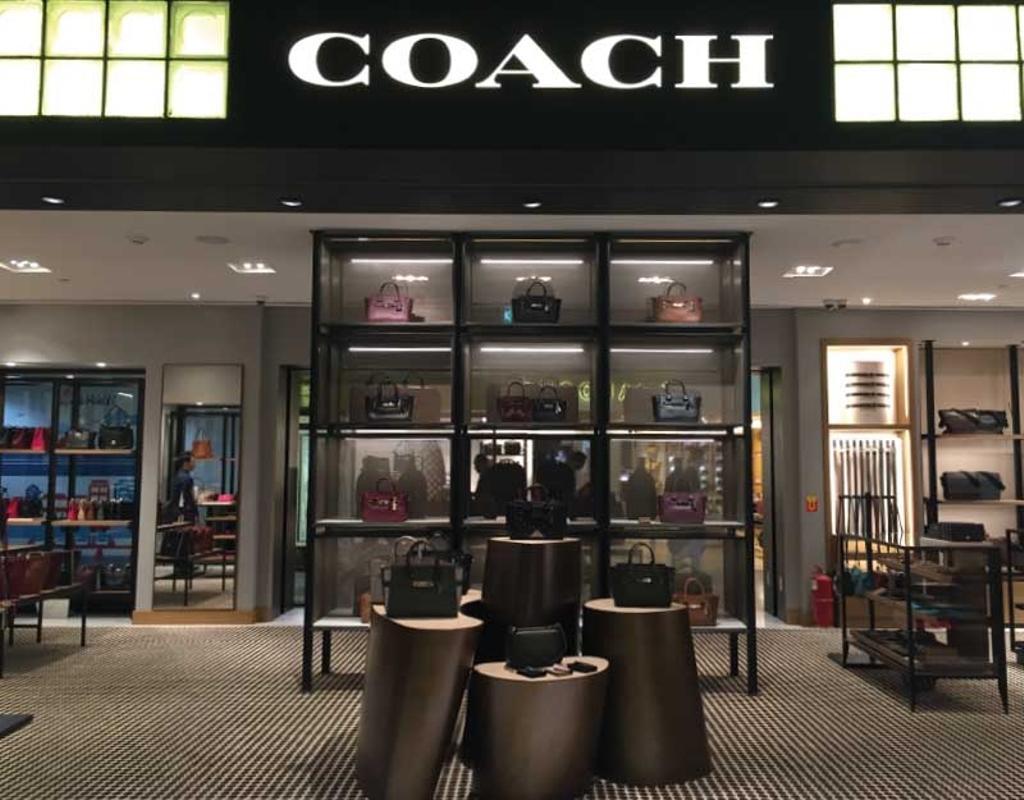 Coach, KLIA, Commercial, Interior Designer, Sotiras Design & Construction Sdn. Bhd., Contemporary