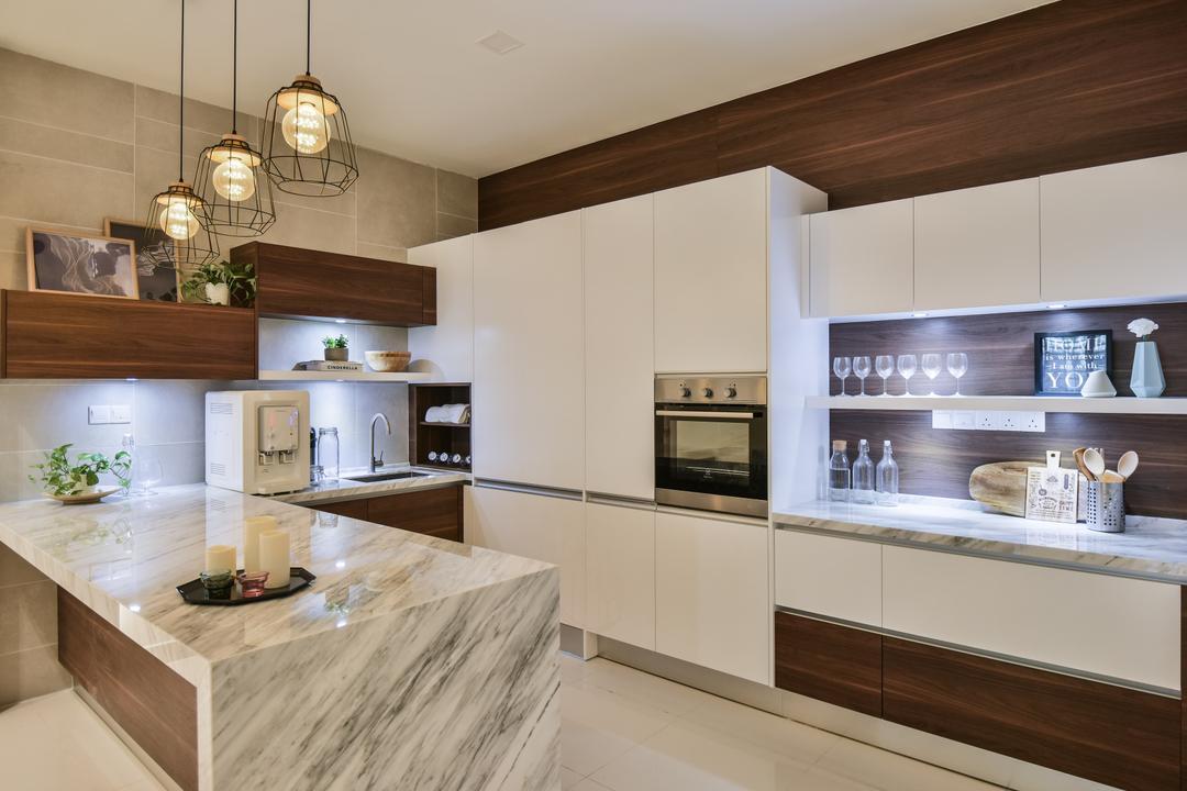 Duta Villa, Setia Alam by Cube Creation Sdn. Bhd.