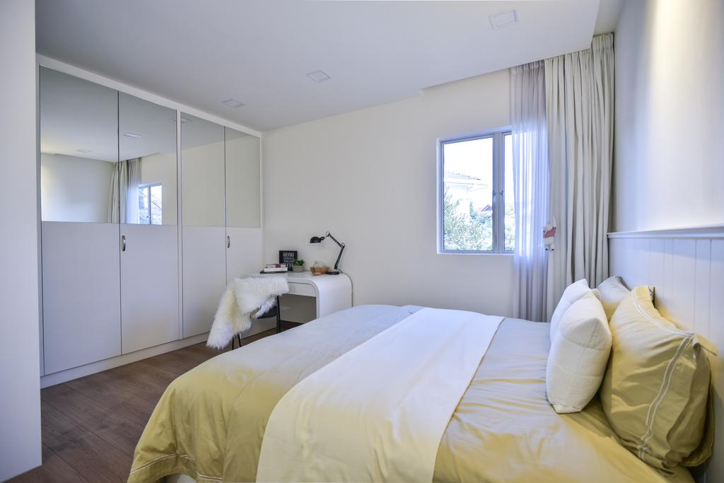 Modern, Landed, Bedroom, Setia Damai, Setia Alam, Interior Designer, Cube Creation Sdn. Bhd., Contemporary