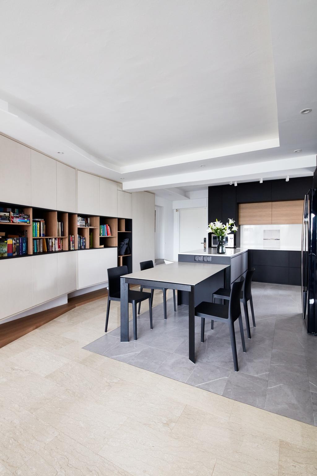 Scandinavian, HDB, Tah Ching Road, Interior Designer, Free Space Intent, Contemporary