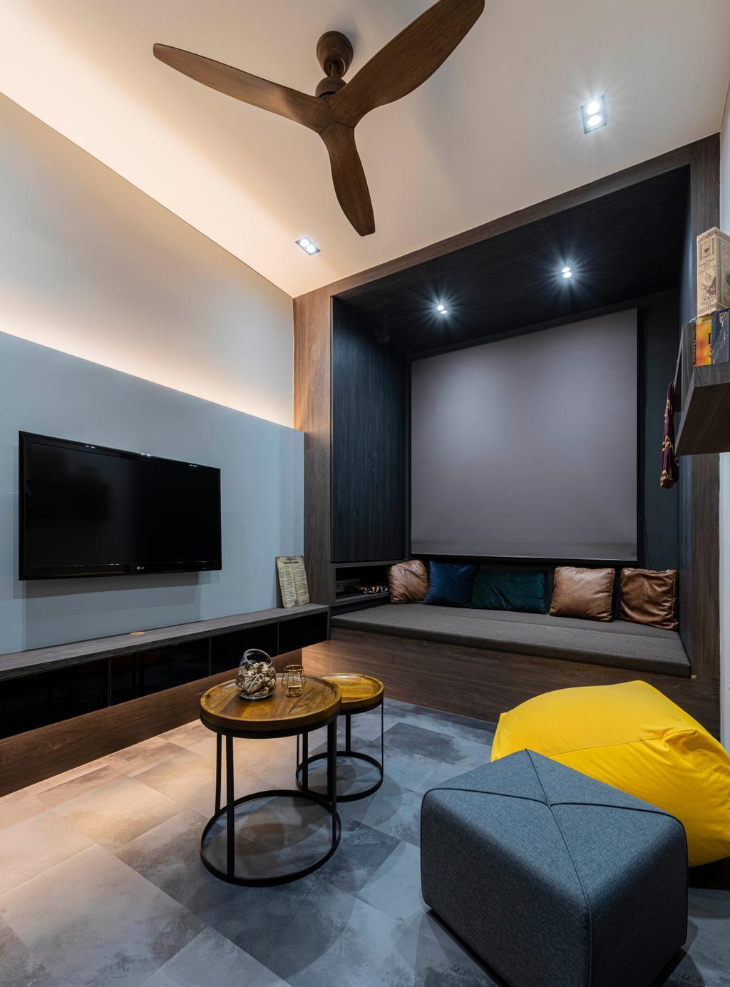 Modern, HDB, Choa Chu Kang Crescent, Interior Designer, Fifth Avenue Interior, Contemporary