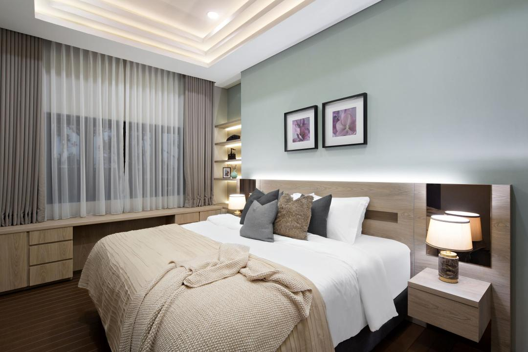 Ixora Residence, Bandar Seri Coalfields by Spacematic Studio