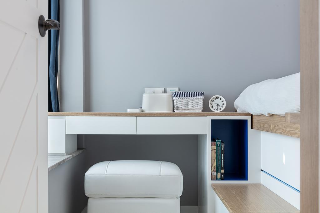 隨性, 私家樓, 睡房, 碧湖花園, 室內設計師, am PLUS