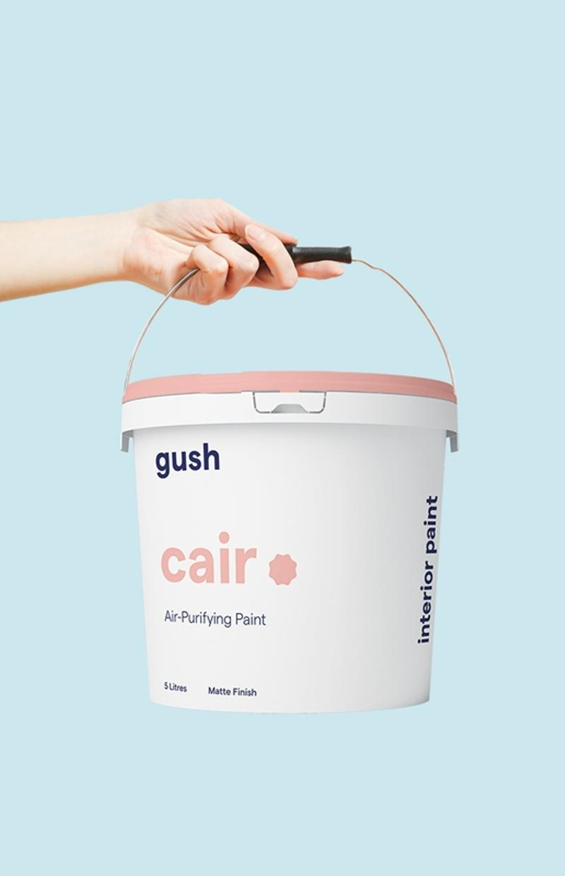 gush cair interior paint singapore