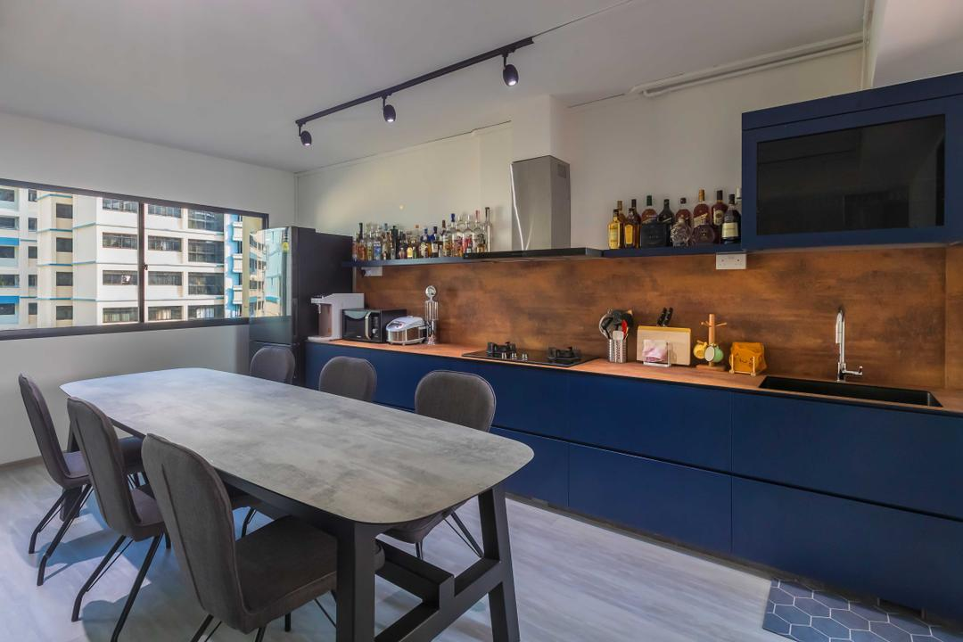 Woodlands Avenue 6 by Swiss Interior Design