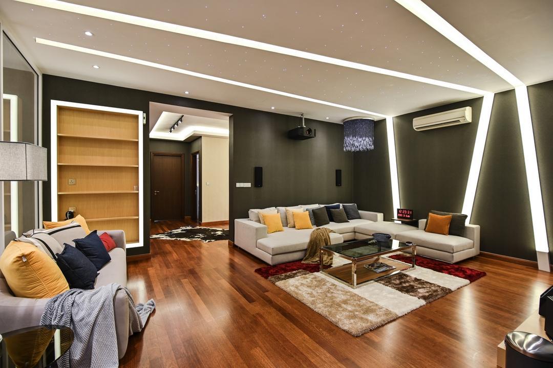 Sunway Vivaldi, Mont Kiara by Design Aid Sdn. Bhd.