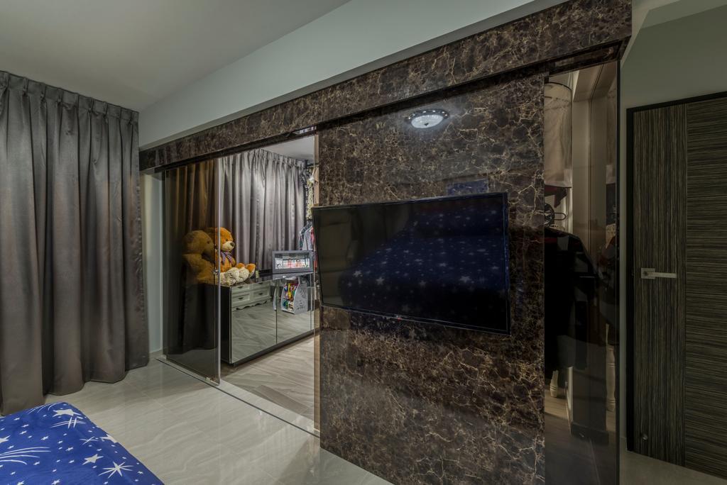 Contemporary, HDB, Bedroom, Upper Serangoon Road, Interior Designer, Third Paragraph