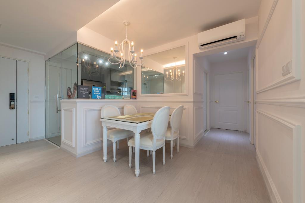 Modern, HDB, Dining Room, Bedok North Street 4, Interior Designer, Third Paragraph