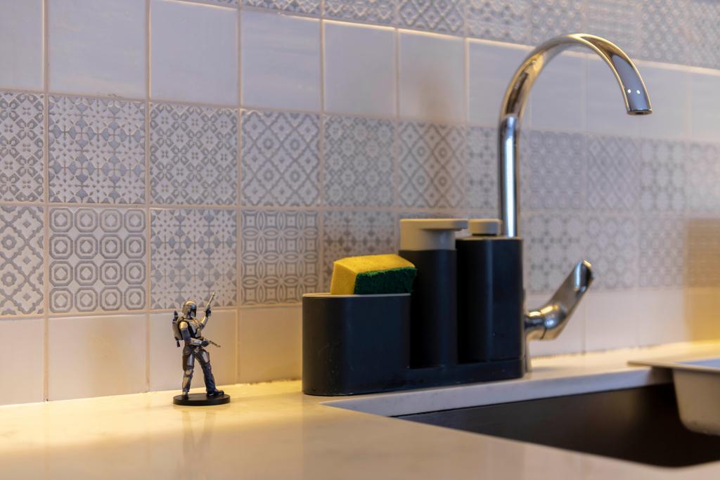 Contemporary, HDB, Kitchen, Ubi Avenue 1, Interior Designer, Third Paragraph
