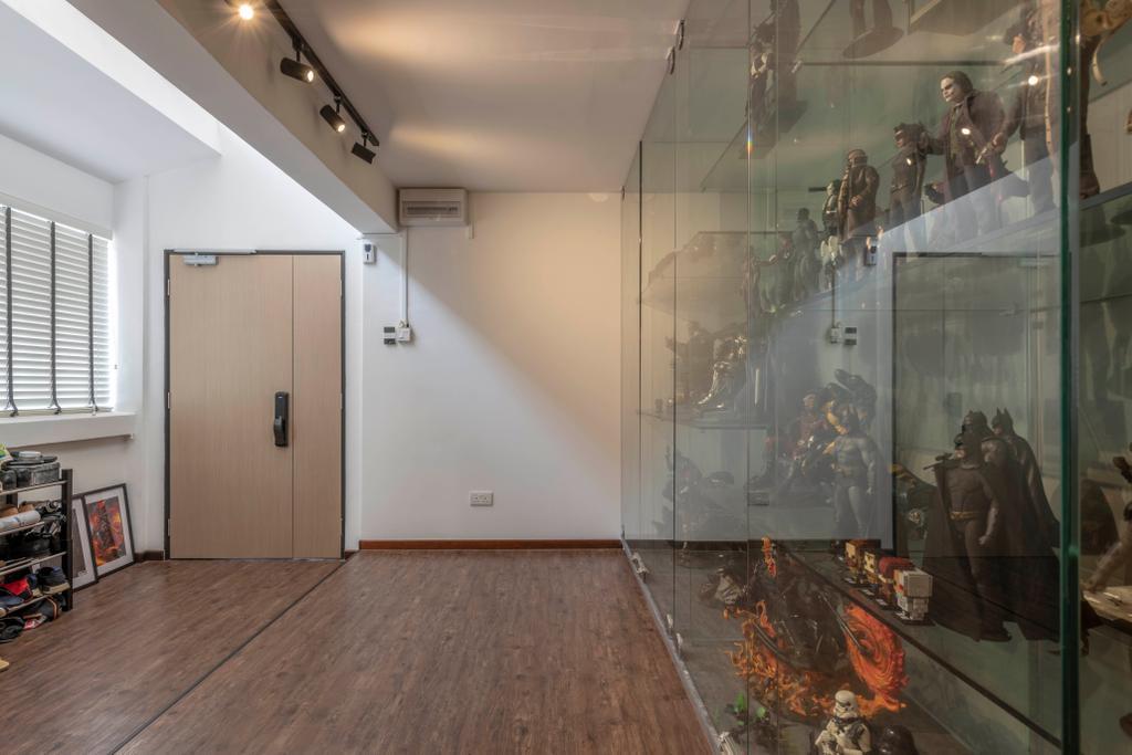 Contemporary, HDB, Living Room, Ubi Avenue 1, Interior Designer, Third Paragraph