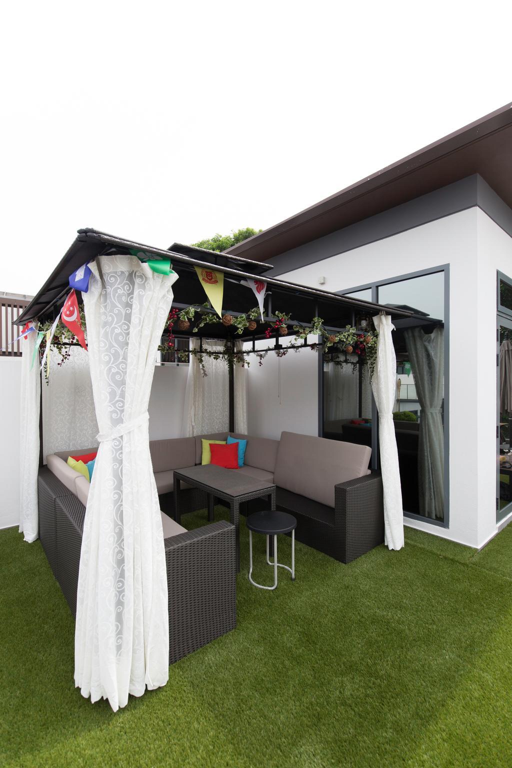 Contemporary, Landed, Garden, Wak Hassan Drive, Interior Designer, U-Home Interior Design