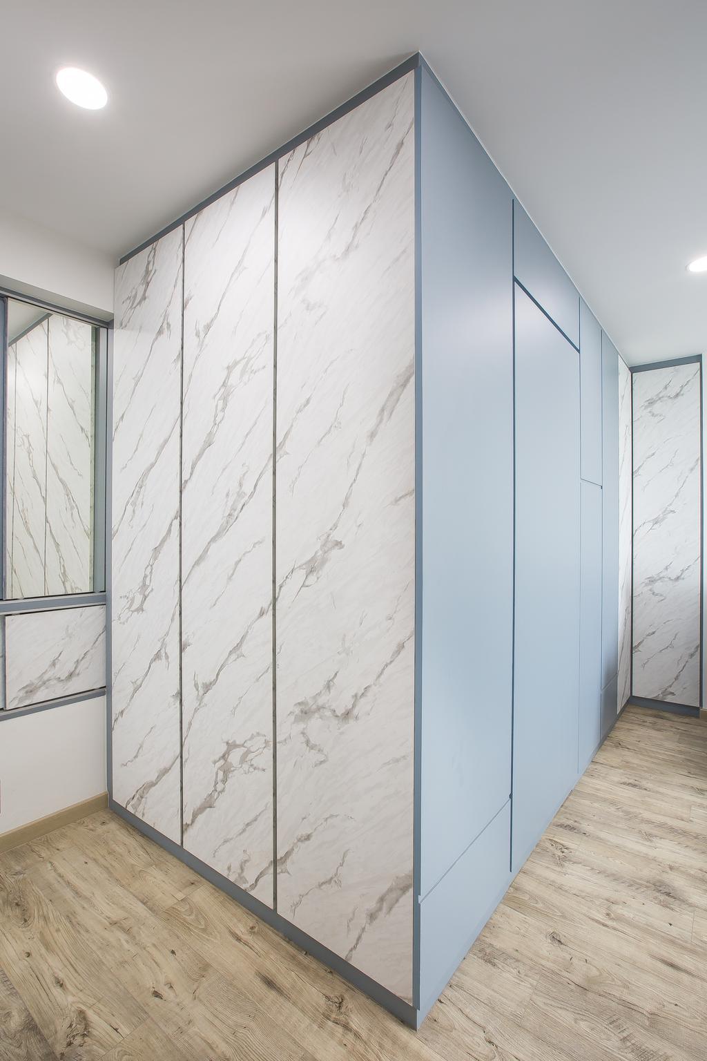 Contemporary, HDB, Bedroom, Ang Mo Kio Street 52, Interior Designer, Meter Square, Scandinavian