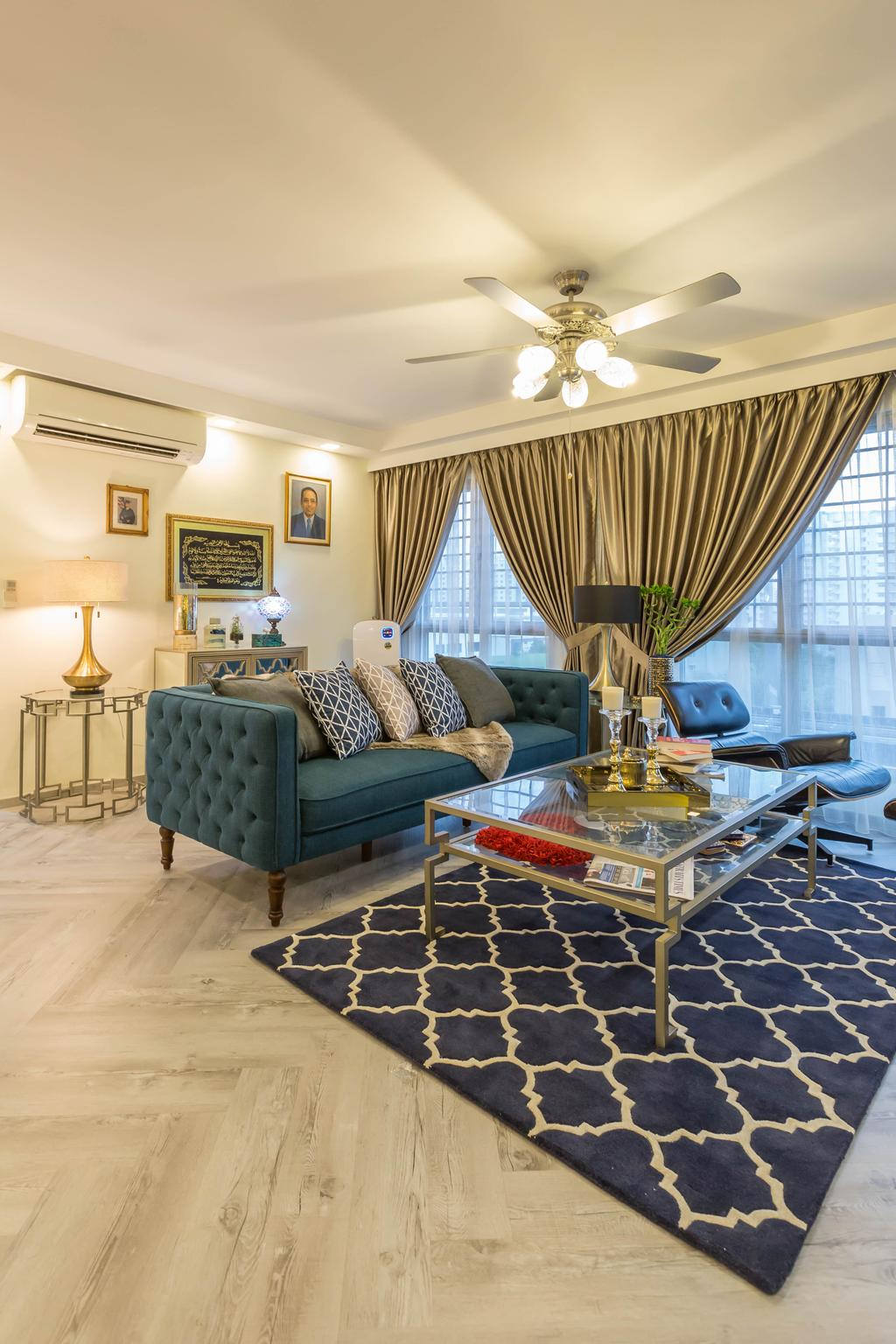 Punggol Place by U-Home Interior Design