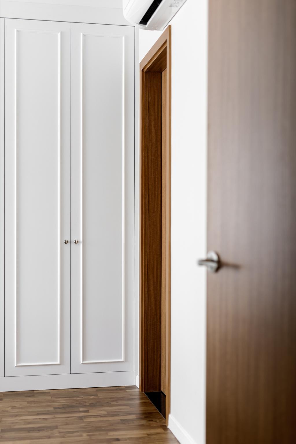 Contemporary, Condo, Bedroom, The Calrose, Interior Designer, Anhans Interior Design