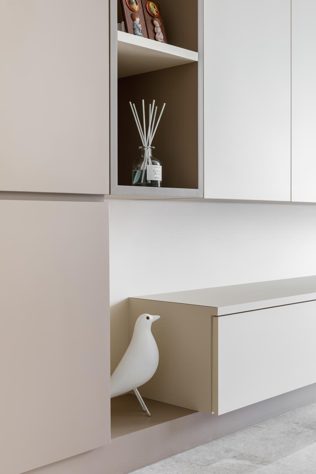 Contemporary, Condo, The Calrose, Interior Designer, Anhans Interior Design