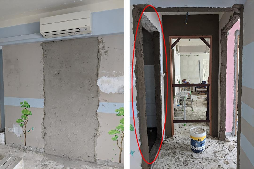 renovation journey Jelebu Road Project Guru