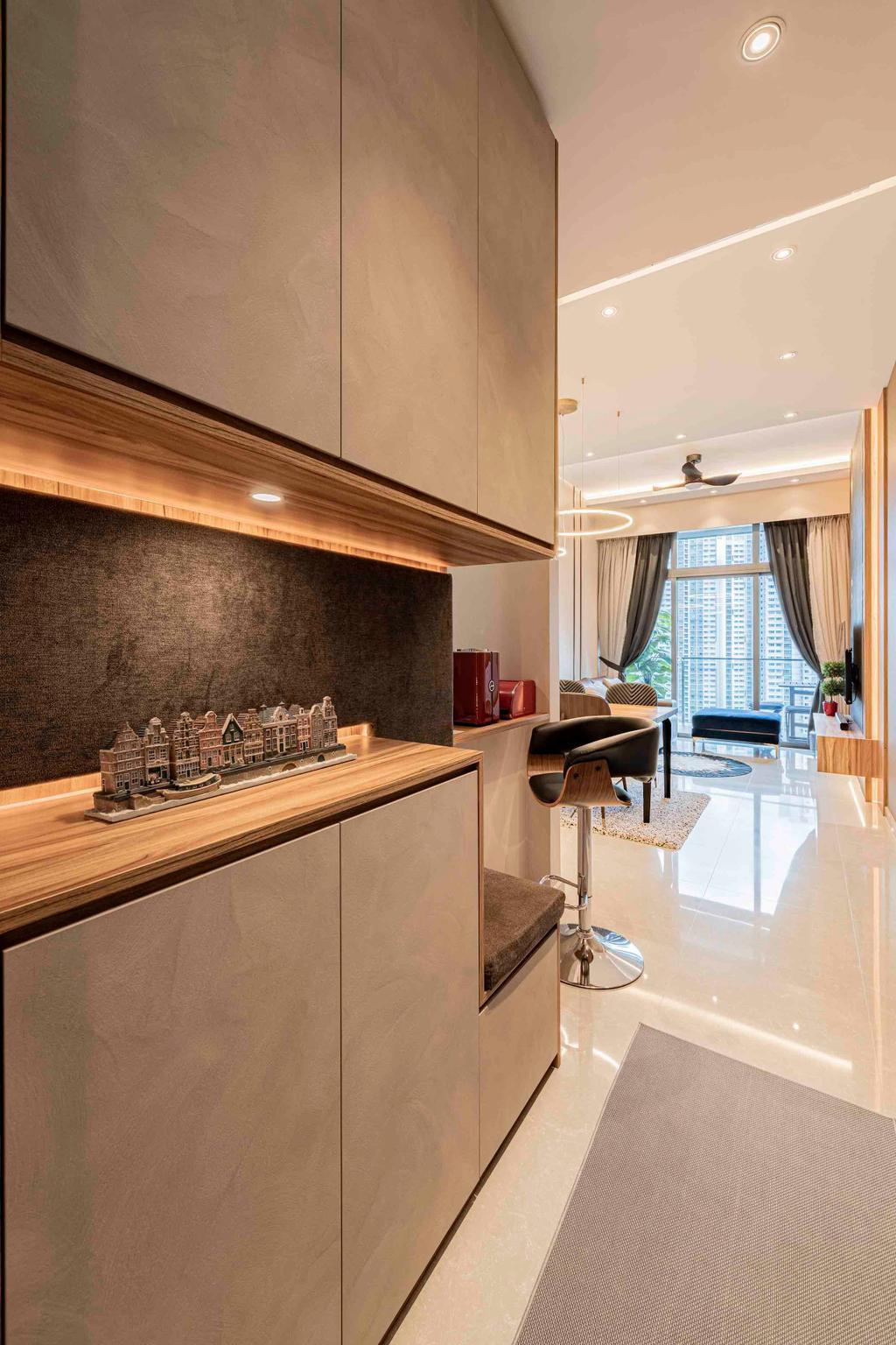 Modern, HDB, Kitchen, Sturdee Residences, Interior Designer, erstudio, Contemporary
