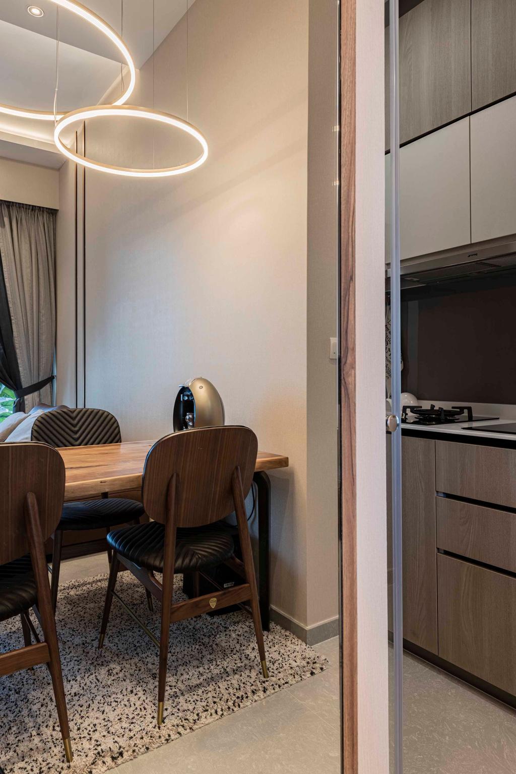 Modern, HDB, Dining Room, Sturdee Residences, Interior Designer, erstudio, Contemporary