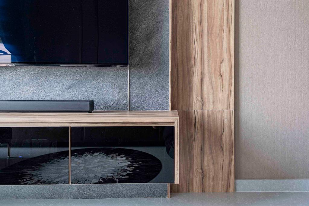 Modern, HDB, Living Room, Sturdee Residences, Interior Designer, erstudio, Contemporary