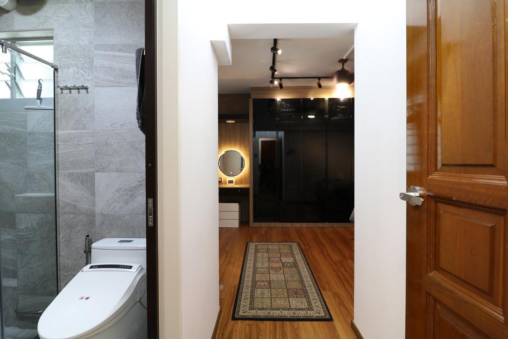 Contemporary, HDB, Bedroom, Pasir Ris Drive 6, Interior Designer, E+e Design & Build