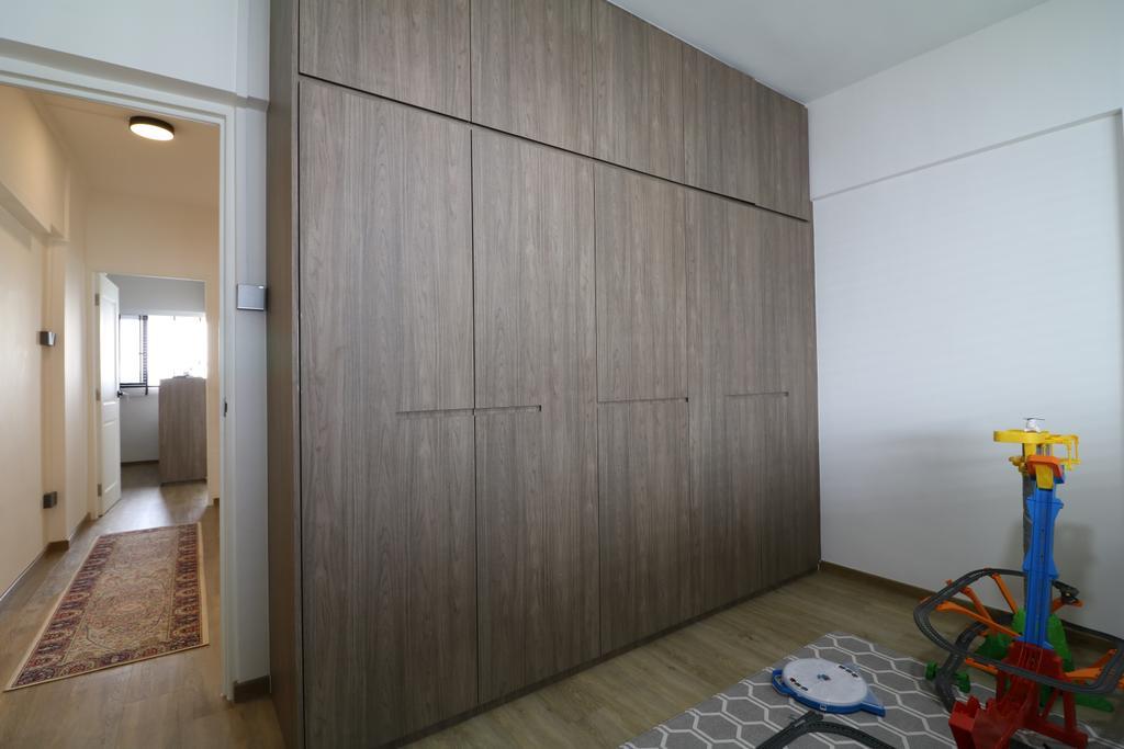 Contemporary, HDB, Bedroom, Tampines Street 41, Interior Designer, E+e Design & Build