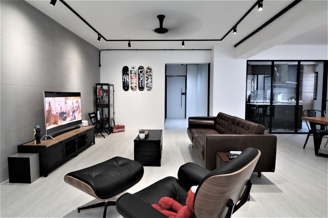 Pasir Ris Drive 4 by E+e Design & Build