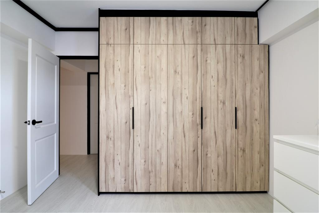 Industrial, HDB, Pasir Ris Drive 4, Interior Designer, E+e Design & Build, Contemporary