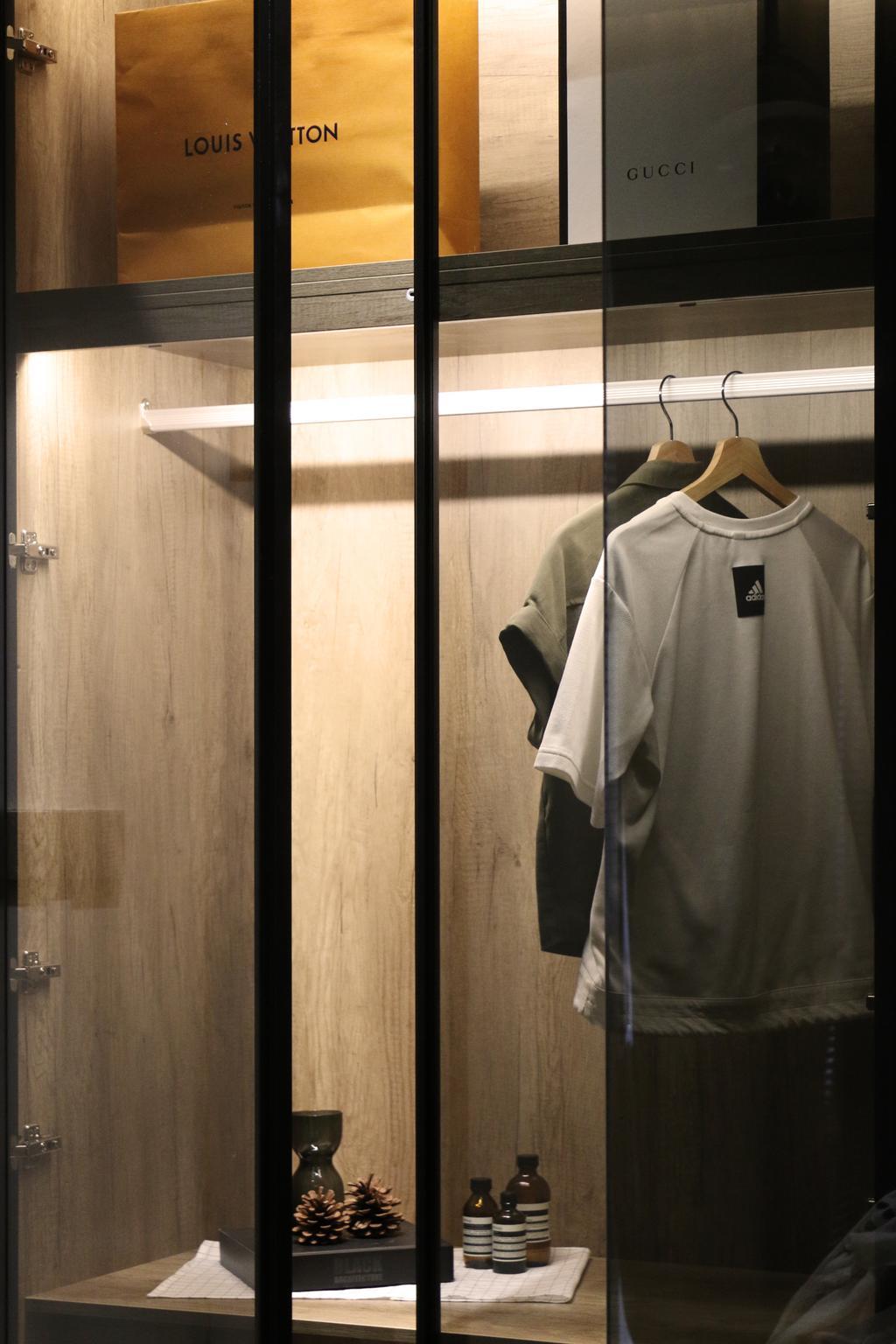 Contemporary, Condo, Bedroom, Andes Condo 2, Puchong Kinrara, Interior Designer, Archmosphere-ds