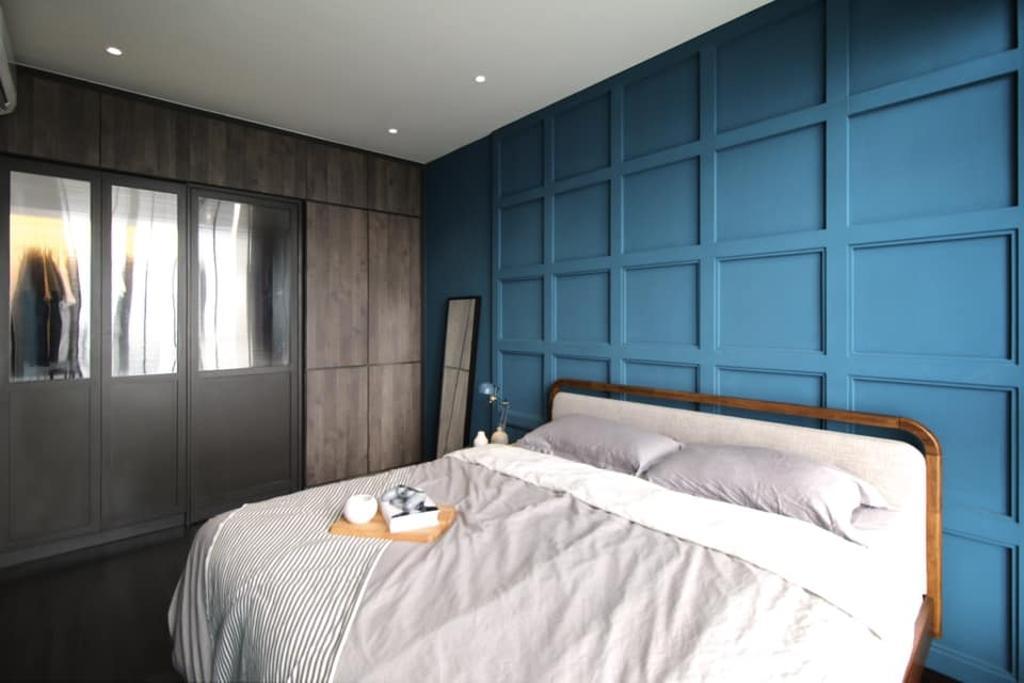 Modern, Condo, Bedroom, 28 BLVD, Pandan Perdana, Interior Designer, Archmosphere-ds