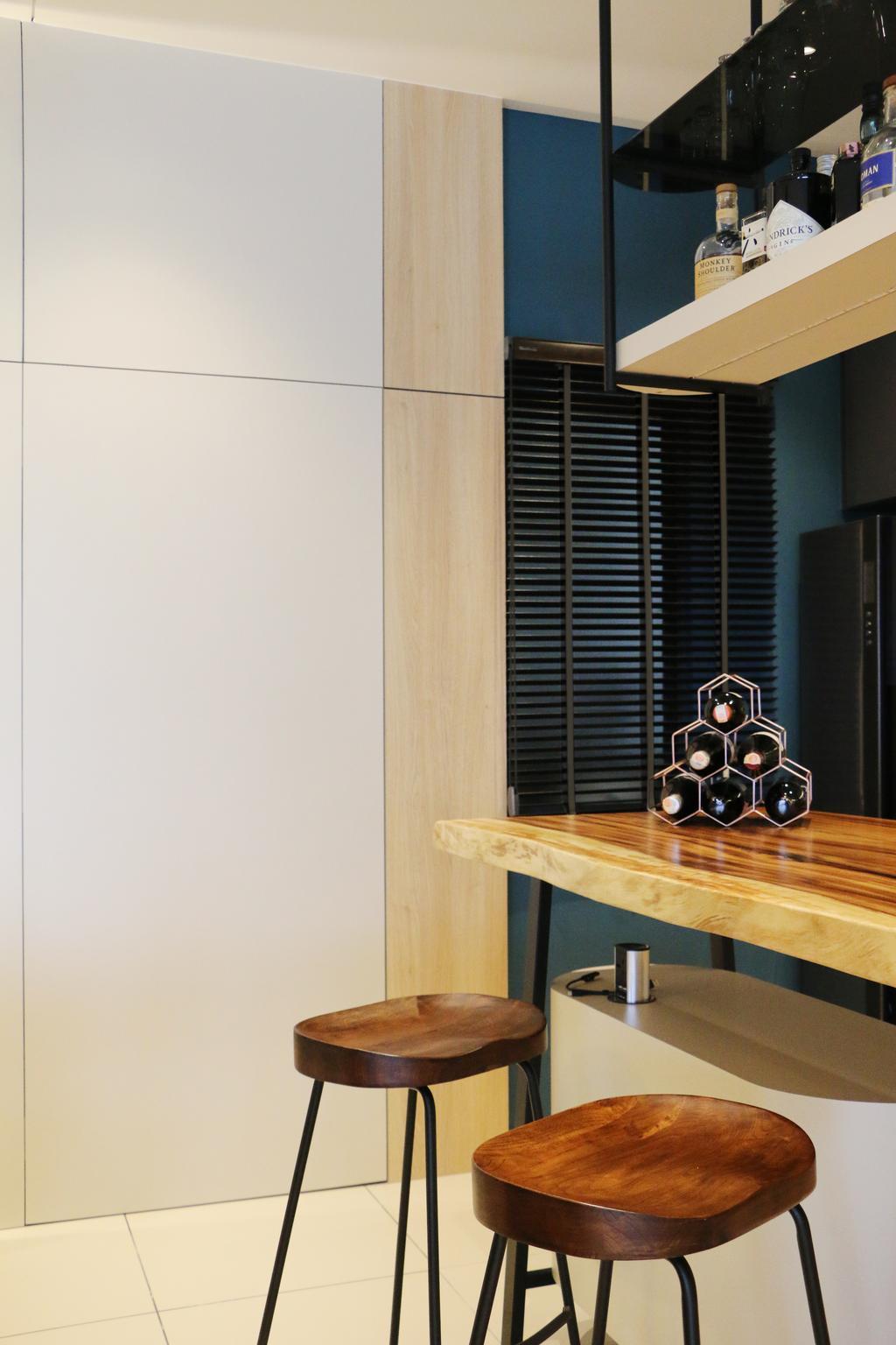 Contemporary, Apartment, The Andes, Bandar Kinrara Puchong, Interior Designer, Archmosphere-ds